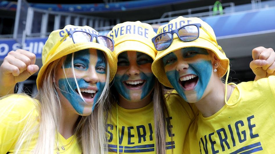 Odds Sverige Fotbolls EM 2021