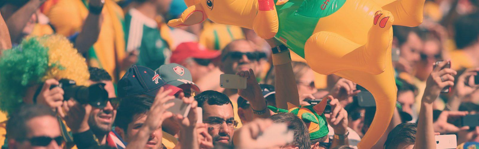 Australien Fotbolls VM 2018