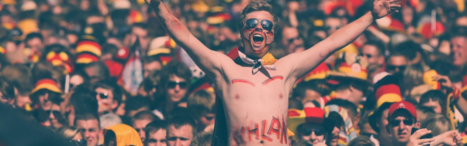 Tyskland Fotbolls VM 2018