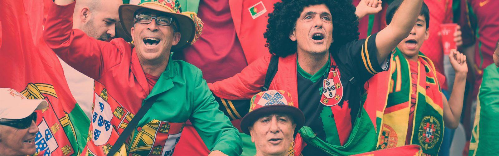 Portugal Fotbolls VM 2018