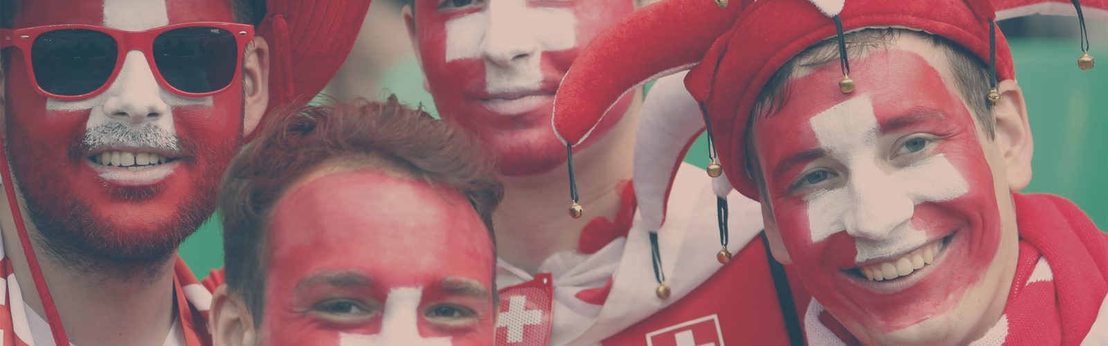 Schweiz Fotbolls VM 2018