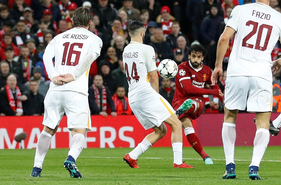 Rom Vs Liverpool