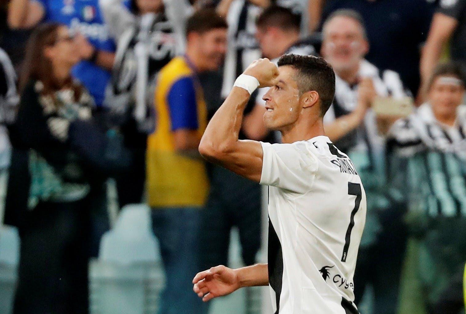 Nickmål av Ronaldo + Juventus-vinst till 8x pengarna!